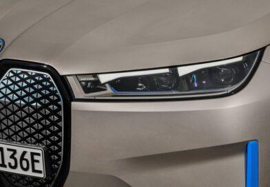 רכב שטח חדש של BMW iX