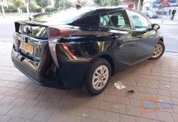 טויוטה פריוס הייבריד 2016, אוטומט , למכירה-₪77900 רכב יד שני